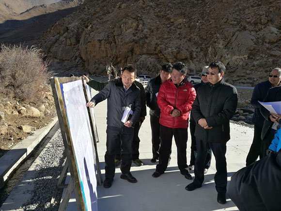 西藏自治区日喀则市塔曲流域东嘎水库亚博体育手机勘察设计