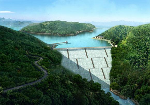 重庆市涪陵区双江水库亚博体育手机勘察设计
